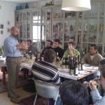 Degustation des vins à Langeais – domaine de Marie Thibault