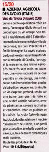 article RVF giulio